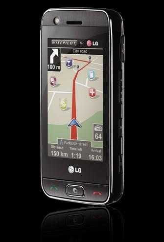 24O2 LG KU990 Viewty maintenant disponible