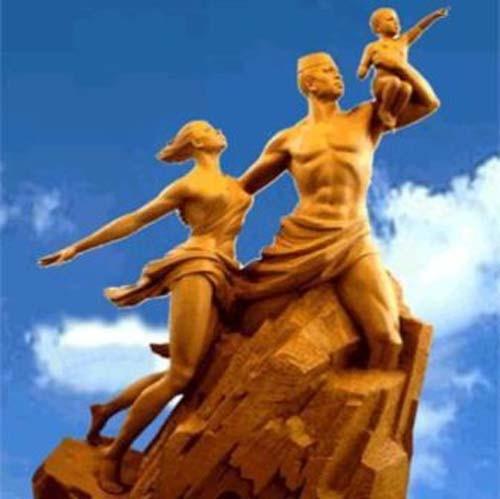 Monument de la Renaissance Africaine - Sénégal