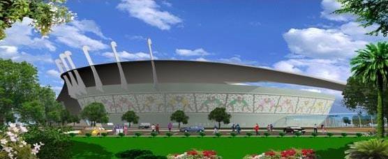 L'arène nationale - Sénégal