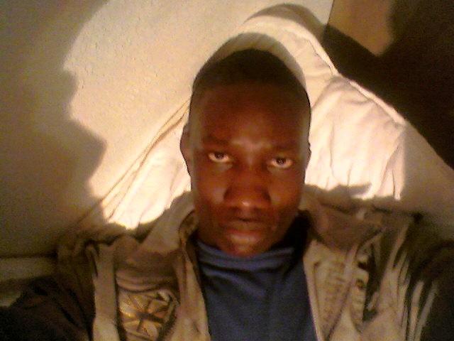 Un Homme Sénégalais
